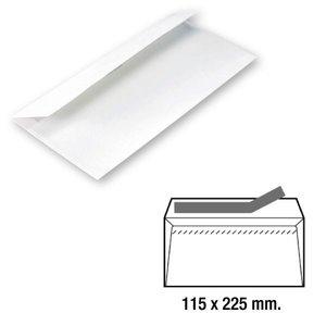 Comprar Caja 500 sobres americano ventana derecha 115x225mm