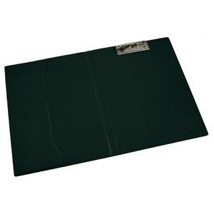 Comprar Carpeta miniclip superior plástico folio negro