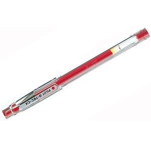 Comprar Bolígrafo tinta gel Pilot G Tec-C4 trazo 0,2mm rojo