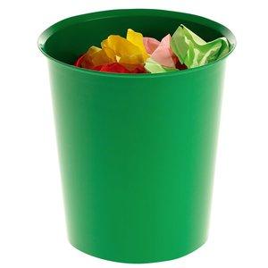 Comprar Papelera polipropileno verde