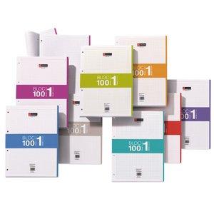 Comprar Recambio Miquel Rius microperforado note book 100h 70 gr. cuadricula 5x5 A4 rojo