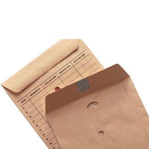 Comprar Caja 100 Bolsas correo interno 3 Taladros 260X360Mm kraft verjurado