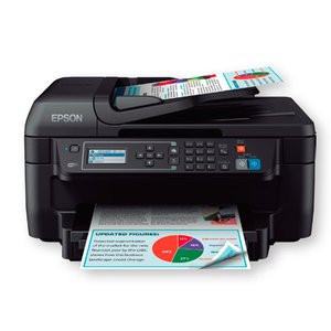 Comprar Multifunción Epson Workforce Pro WF-2750 DWF