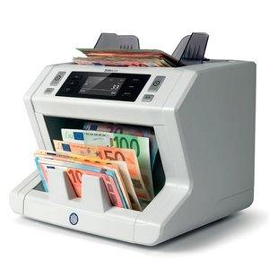 Comprar Contadora totalizadora de billetes Safescan 2665-S 26,4x26,2x24,8cm color gris