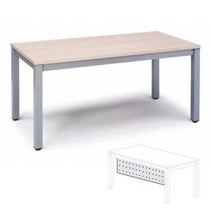 Comprar Faldón metálico para serie Executive para mesa 140cm. gris