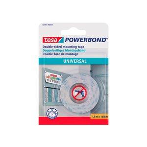 Comprar Cinta adhesiva doble cara Powerbond Universal 1,5mx19mm