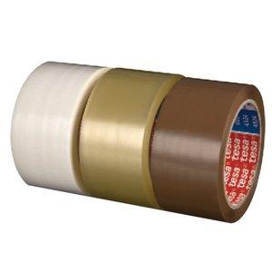 Comprar Pack 6 rollos precinto Tesapack® acrilico 66m x 50mm marrón