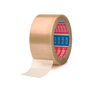 Comprar Pack 6 rollos de precinto tesapack® PVC 4120 66m x 50mm transparente