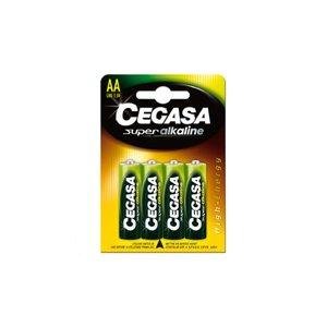Comprar Blister 4 pilas Cegasa super alcalina AA LR6