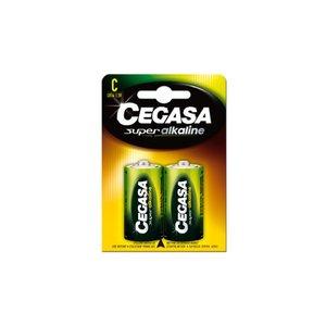 Comprar Blister 2 pilas Cegasa super alcalina C LR14