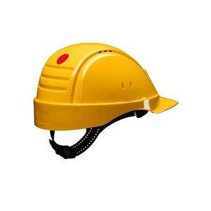 Comprar G2001Y Casc de Seguretat sense Ventilació 3M ™ amb Arnès Groc