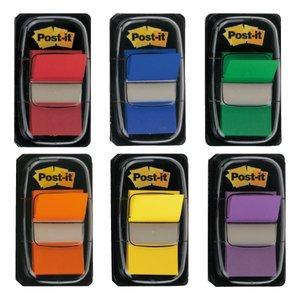 Comprar Banderitas index Post-it index 680-5 25,4x43,1mm amarillo