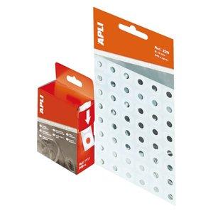 Comprar Caja 200 arandelas autoadhesivas Apli diam 13mm transparentes