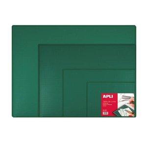 Comprar Tabla de corte PVC 450x300x2mm A3 verde