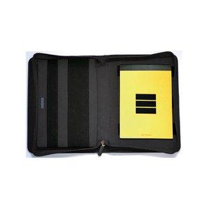 Comprar Portadocumentos cremallera A5 J955 negro