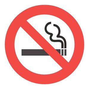Comprar Señal adhesiva Apli prohibido fumar 11,4x11,4cm