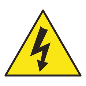 Comprar Señal adhesiva Apli riesgo eléctrico 11,4x11,4cm