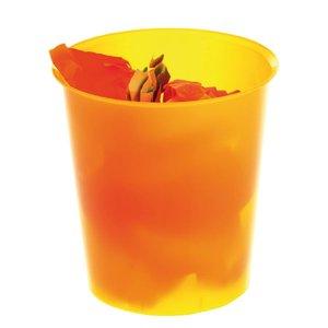 Comprar Papelera Archivo 2000 polipropileno naranja translúcido