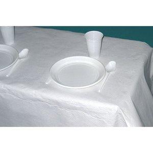 Comprar Rollo de mantel de papel blanco 1x10m