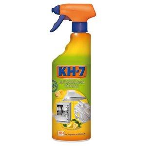 Comprar Desengrasante AKH-7 aroma cítrico pulverizador 750ml