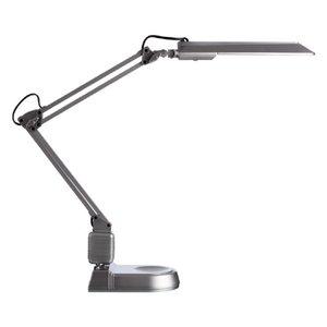 Comprar Lámpara fluorescente Orzán-ecostar con mordaza y base plata