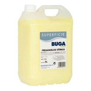 Comprar Garrafa fregasuelos buga cítrico 5l