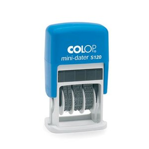 Comprar Sello automatico Colop S160 L2 recibido Fechador 4mm