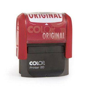 Comprar Sello automatico Colop COBRADO Printer 20