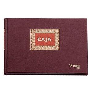 Comprar Libro caja  Dohe forrado tela 100h numeradas cuarto apaisado