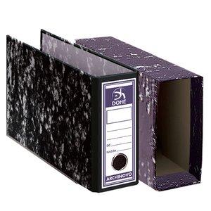 Comprar Caja archivador A-Z sin rado cuarto apaisado