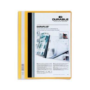 Comprar Carpeta de fástener Duraplus tamaño A4 color amarillo