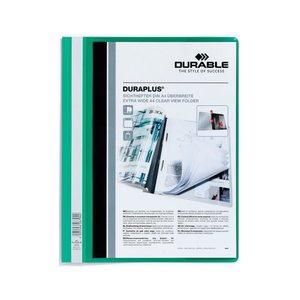 Comprar Carpeta de fástener Duraplus tamaño A4 color verde