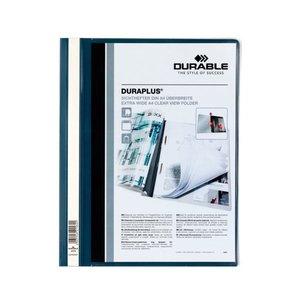 Comprar Carpeta de fástener Duraplus tamaño A4 color azul oscuro