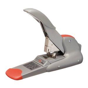 Comprar Grapadora gran capacidad Rapid Duax gris naranja