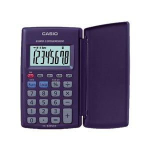 Comprar Calculadora de bolsillo Casio HL-820VER, 8 dígitos, conversión de moneda.