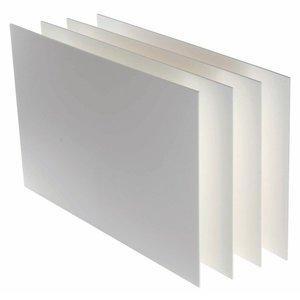 Comprar Cartón pluma poliuretano espesor 3mm A3 29,7x42cm blanco