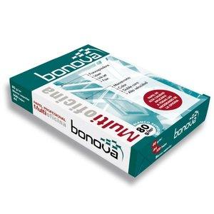 Comprar Paquete 500h papel multifunción Bonova 80g A4