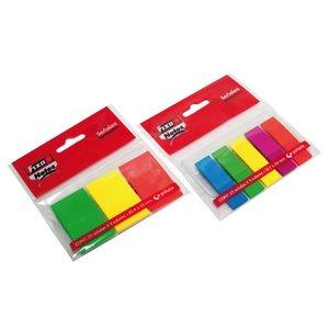 Comprar Blister 5 marcadores Fixo notes removibles 13x43mm 25h x 5 colores surtidos neón