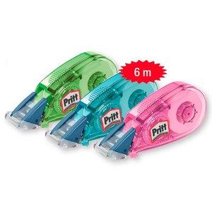 Comprar Cinta correctora Microrolli 5mmx6m colores surtidos