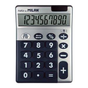 Comprar Calculadora Silver azul 10 dígitos