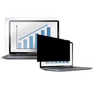 "Comprar Filtro de privacidad Fellowes PrivaScreen™ monitor TFT panorámica 12,5"""