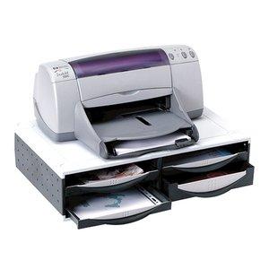 Comprar Soporte Fellowes multifuncional Impresora 4 cajones abiertos gris